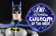 TNI Cool Custom of the Week – Custom Animated Batman Action Figure by John Harmon of Mint Condition Customs