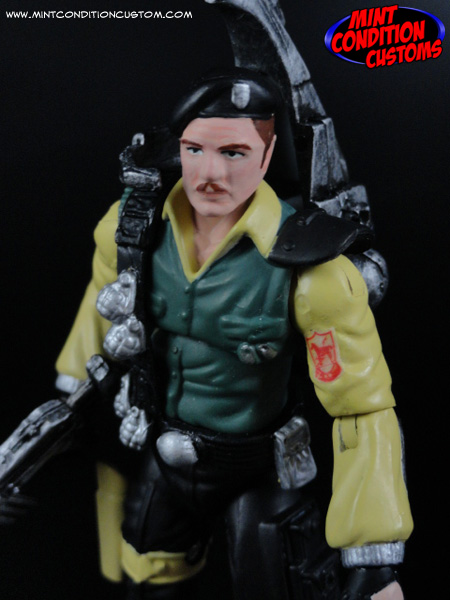 "Custom Dial Tone (Classic Look) 3 3/4"" G.I. Joe Action Figure"