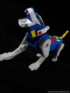 Mattel Voltron Classics Blue Lion and Princess Allura Action Figure Set