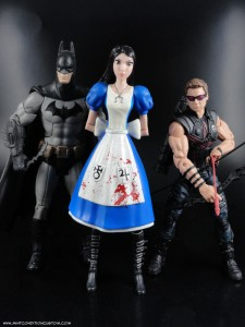 "American McGee's Alice: Madness Returns 7"" Video Game Action Figure by Diamond Select Toys"