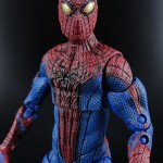 New Custom Action Figure – Amazing Spider-Man with Movie Accurate Repaint & Magnetic Feet