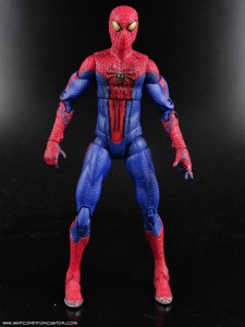 "Hasbro Walmart Exclusive Amazing Spider-Man 6"" Movie Action Figure Andrew Garfield"