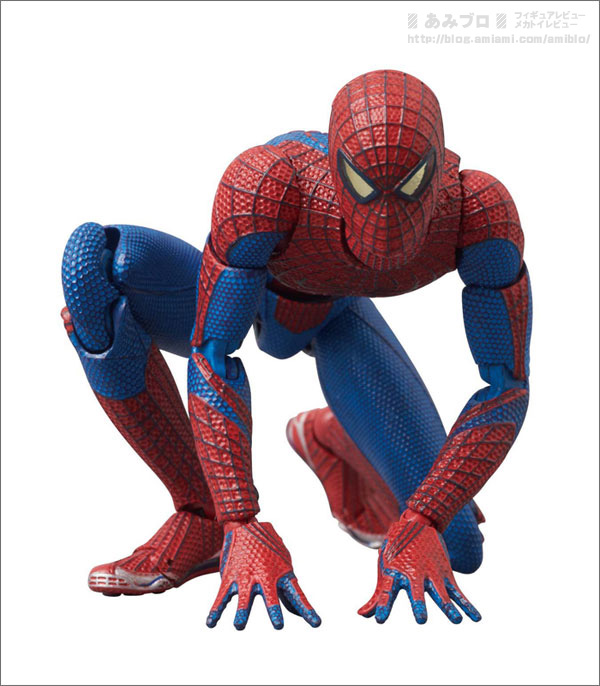 Medicom MAFEX Amazing Spider-Man Movie Action Figure