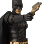 Medicom MAFEX Dark Knight Rises Batman Action Figure