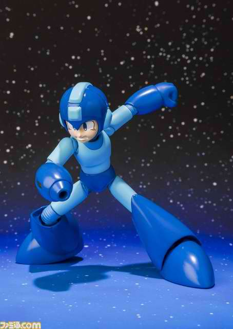 D Arts Mega Man Rockman Classic Bandai Japan Bluefin Tamashii Nations