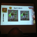 Power Con Reveal - Masters of the Universe Classics Snake Face April 2013
