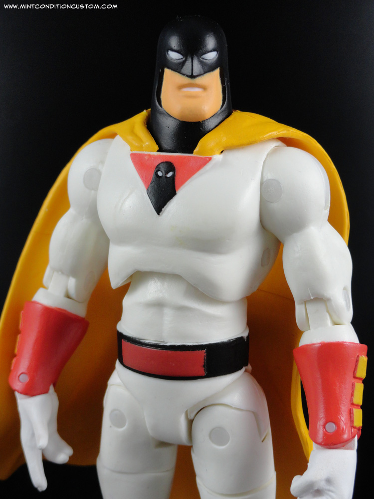 "Jazwares Space Ghost Hanna Barbera 6"" Action Figure"