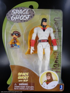 "Jazwares Space Ghost Hanna Barbera 6"" Action Figure in Package"