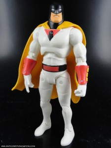 "Jazwares Space Ghost Hanna Barbera 6"" Action Figure Sculpt"