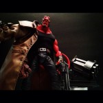 ACBA of the Day – Hellboy Gearing Up by JCG42