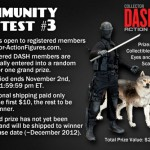 Welcome New Sponsor DASH, & Enter to Win a Sideshow Snake Eyes Action Figure