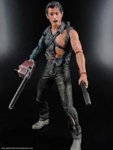 "NECA Evil Dead 2 Army of Darkness Hero Ash Williams 7"" Action Figure"