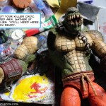 How to Repair DC Collectibles Deluxe Arkham City Killer Croc's Broken Shoulder