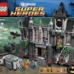 News – Lego Batman Arkham Asylum Breakout Set Announced