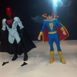 New York Comic-Con Mattel DC Signature Collection Club Infinite Earths Captain Marvel and Red Hood Reveals