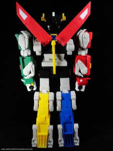 "Mattel 23"" Voltron Classics Action Figure Red Black Blue Yellow Green Lion Keith Pidge Hunk Lance Allura"