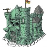 News – Preorder MOTUC Castle Grayskull Today!