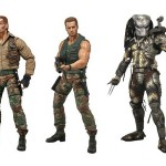 News – NECA Predators Series 8 Up For Pre-Order
