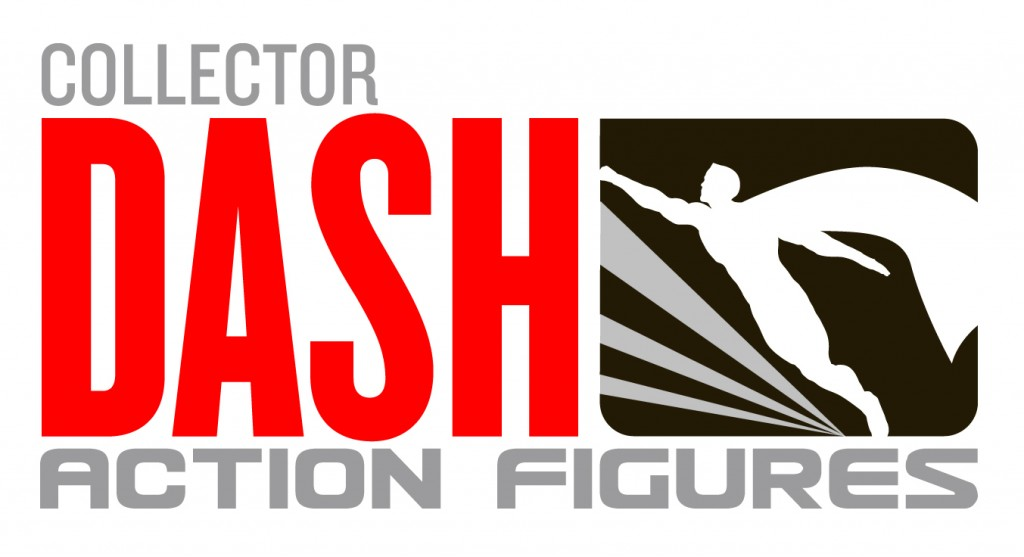 Collector DASH Action Figures Logo