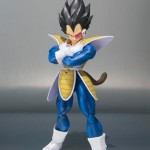 Bluefin Tamashii Nations USA S.H. Figuarts Vegeta First Appearance Dragonball Z Action Figure