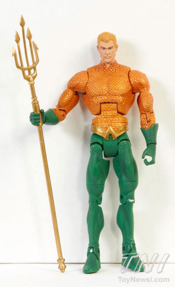 Mattel DC Unlimited Wave 3 New 52 Aquaman Action Figure