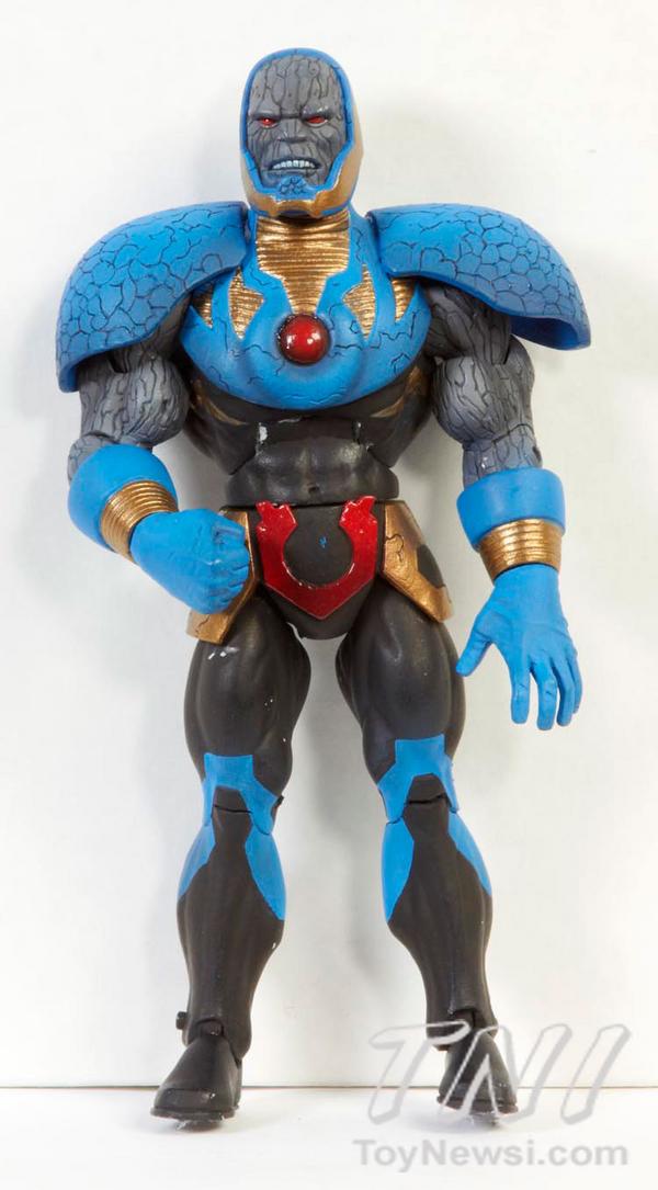 Mattel DC Unlimited Wave 3 New 52 Darkseid Action Figure