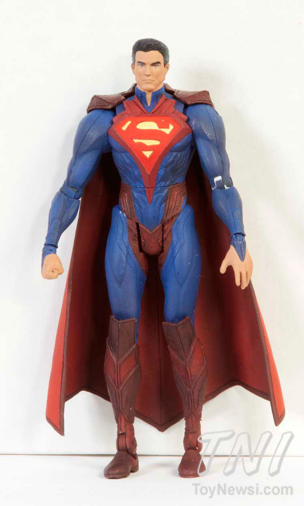 Mattel DC Unlimited Wave 3 Injustice Superman Action Figure