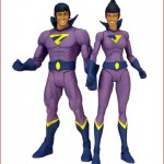 News – BBTS Has Mattel DCUC Wonder Twins Set Up for Pre-Order