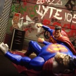 ACBA of the Day – Superman Vs Bizzaro by JCG42