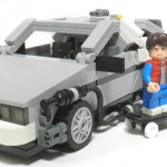 News – Back to the Future LEGO Set Coming in 2013