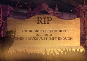 Thundercats RIP