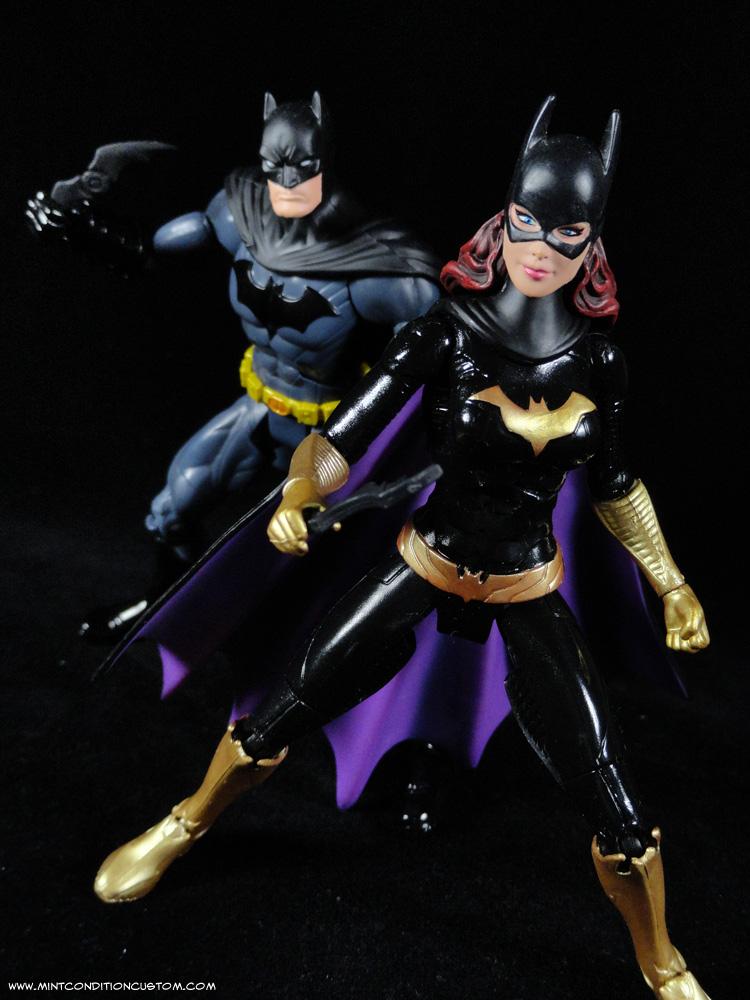 Review - New 52 Batgirl - Batman Unlimited, Mattel - Mint ...