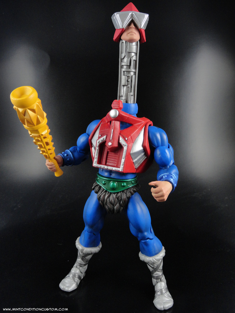 He-Man (Masters of the Universe) Custom Action …