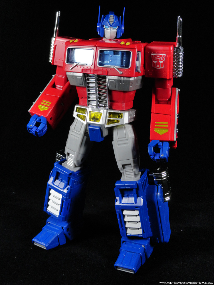 Transformers Masterpiece Optimus Prime Sculpt