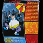 Batman Unlimited Super Powers Penguin Action Figure In Package Back