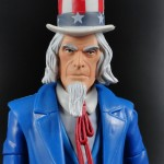 Review – Uncle Sam with Doll Man – DC Universe Signature Collection, Mattel
