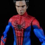 Review – Spider-Man w/ Interchangeable Head – 6″ Movie Amazing Spider-Man, Hasbro