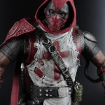 Review – Azrael – Arkham City, DC Collectibles