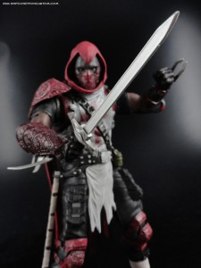 "DC Collectibles Arkham City Azrael 7"" Action Figure"