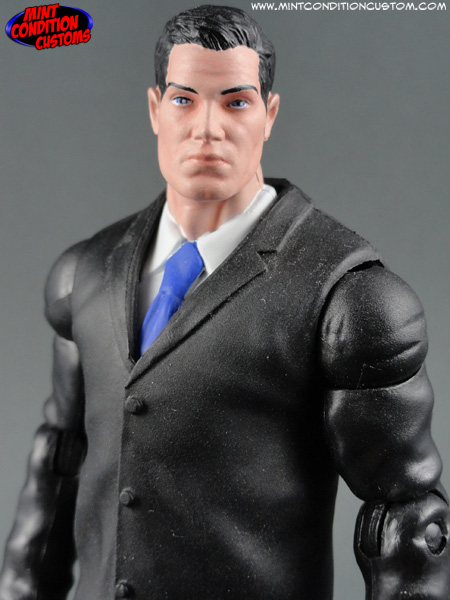 Custom Bruce Wayne (Arkham City Style) Figure - Toy ...