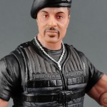Review – Barney Ross – Expendables 2, Diamond Select Toys