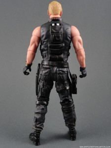 Expendables 2 Gunner Jensen Figure Diamond Select Toys