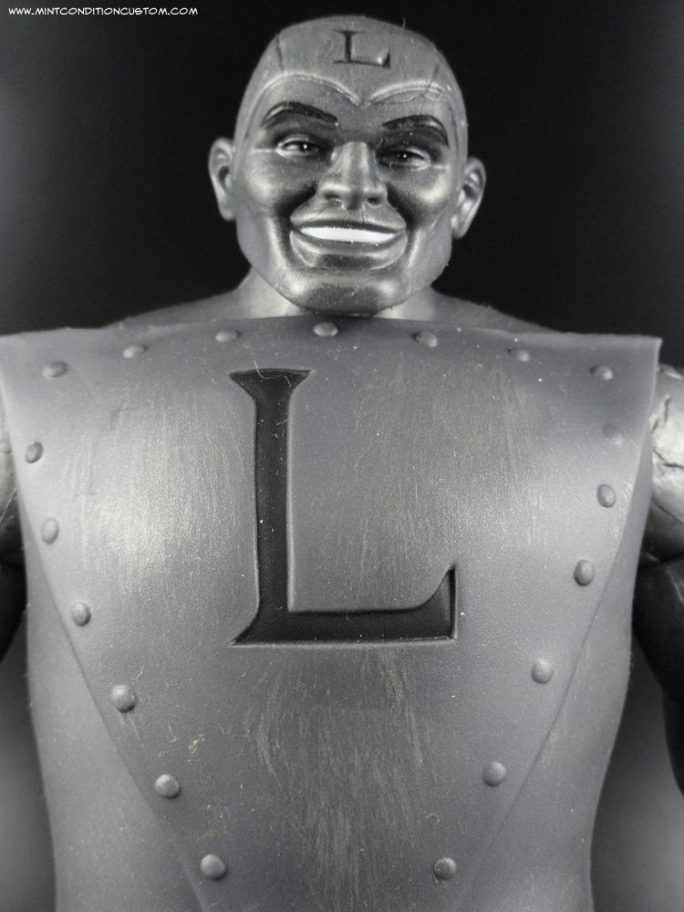 DC Universe Signature Collection Lead Action Figure Mattel
