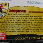 Masters of the Universe Classics Mosquitor Action Figure Mattel