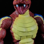 Review – Rattlor – Masters of the Universe Classics, Mattel