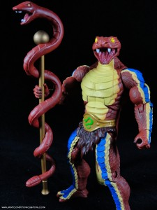 Masters of the Universe Classics Rattlor From Mattel