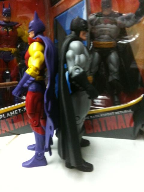 Mattel Batman Unlimited Dark Knight Returns Batman