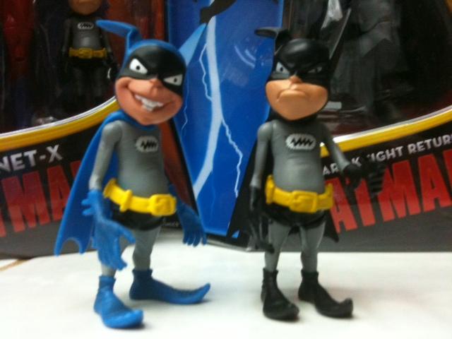 Mattel Batman Unlimited Batman of Zurr-En-Arrh Planet X Action Figure