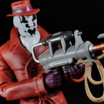 Video Review – Rorschach – Watchmen, Mattel