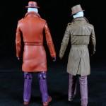 Watchmen Club Black Freighter Rorschach Action Figure Mattel